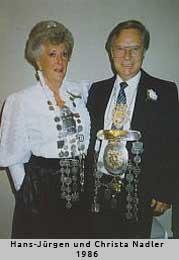 Hans-Jürgen und Christa Nadler - 1986