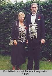 Karl-Heinz und Beate Langbehn - 1995