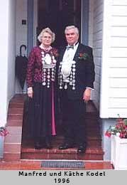 Manfred und Käthe Kodel - 1996