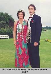 Rainer und Maren Schwormstede - 1997