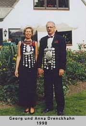 Georg und Anna Drenckhahn - 1998