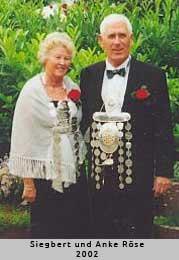 Siegbert und Anke Röse - 2002