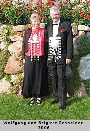 Wolfgang und Brigitte Schneider - 2006