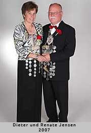 Dieter und Renate Jensen - 2007