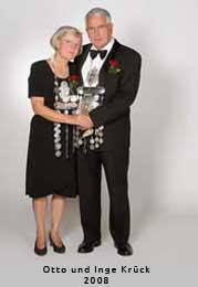 Otto und Inge Krück - 2008