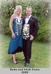 Bodo und Heidi Knott - 2009