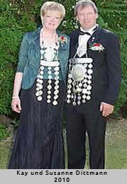 Kay und Susanne Dittmann - 2010