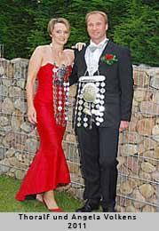 Thoralf und Angela Volkens - 2011