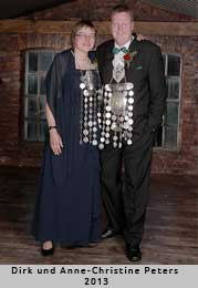 Dirk und Anne-Christine Peters - 2013